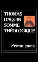 Photo Somme Théologique   Prima pars