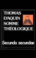 Photo   Somme Théologique   Secunda secundæ