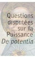 Photo Questions disputées sur la puissance de Dieu