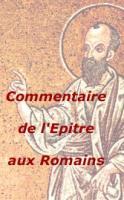 Photo Commentaire de l'Epitre aux Romains